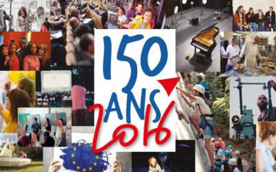 Les 150 ans de la Ligue de l'enseignement