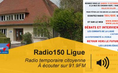 Radio 150 Ligue, en direct – rediffusion