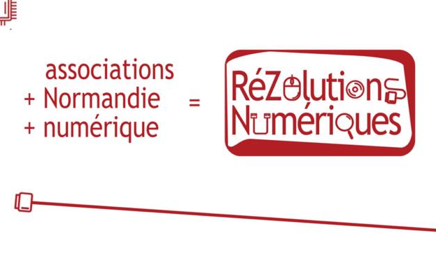 RéZolutions Numériques Normandie – 30 septembre 2017