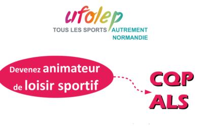 Certificat de Qualification Professionnelle Animateur de Loisir Sportif – CQP ALS 2020