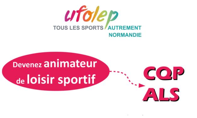 Certificat de Qualification Professionnelle Animateur de Loisir Sportif – CQP ALS 2020/2021