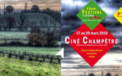 Festival CINE CHAMPETRE 8e édition