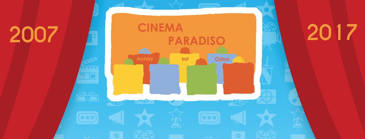 10e Anniversaire de l'Association du cinéma Paradiso