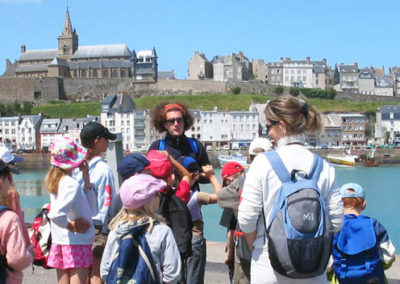 Itinéraires en Normandie