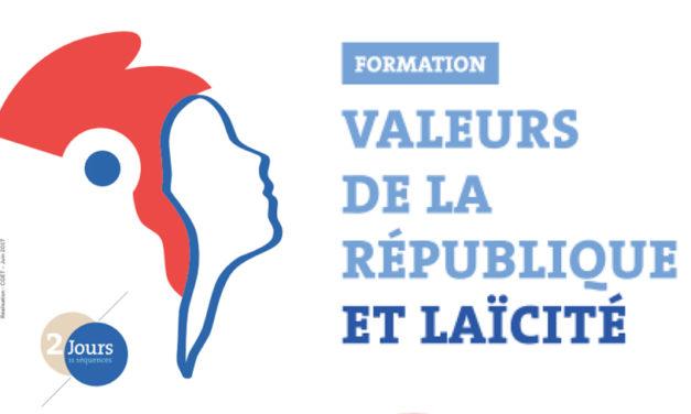 Réseaux départementaux «laïcité pour faire société : être et agir ensemble»