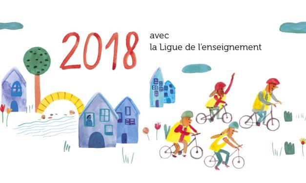 Meilleurs vœux pour 2018 !