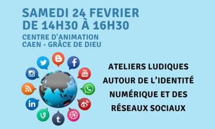 Ateliers «identité numérique et réseaux sociaux»