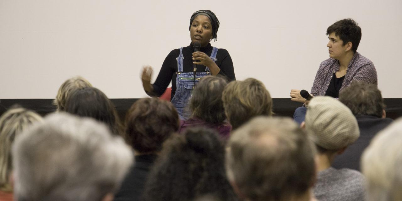 Retour en images, ciné-rencontre autour du film Ouvrir La Voix