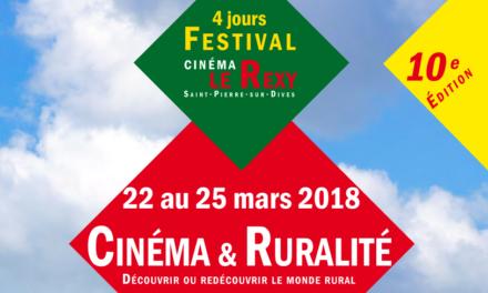 Festival Cinéma et Ruralité à Saint-Pierre-en-Auge