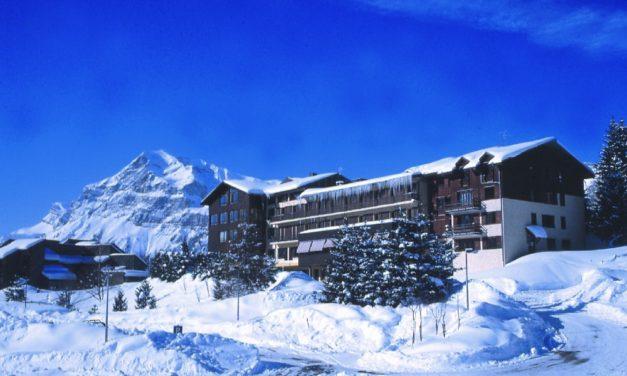 Colo Ski aux Carroz d'Arâches