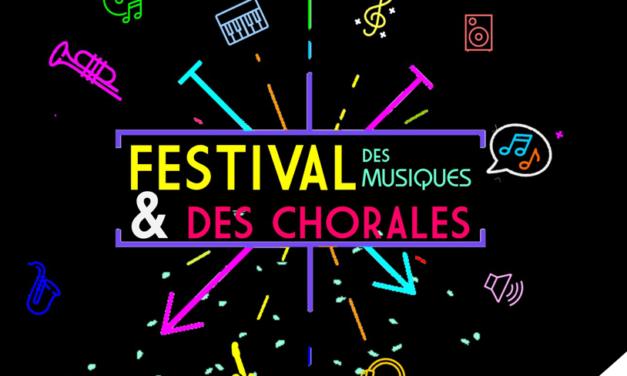 Festival des musiques et des chorales 2018