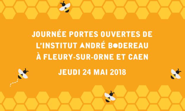 Journée portes ouvertes de l'Institut André BODEREAU à Fleury-sur-Orne et Caen