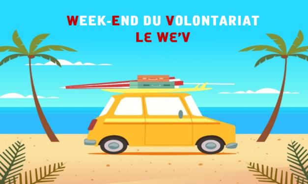 Week-End de l'Engagement Volontaire, WE'V