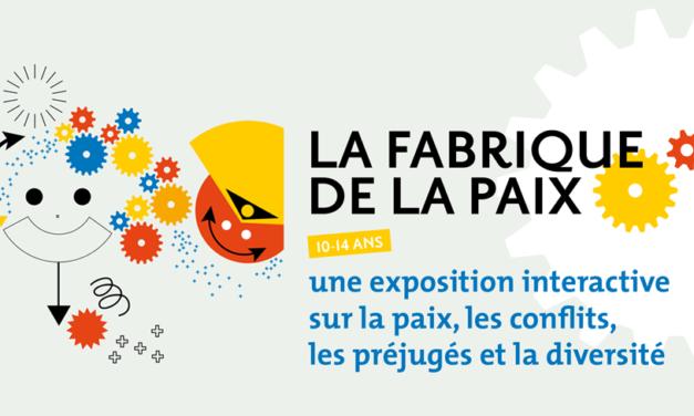 Exposition « La Fabrique de la Paix » à  Mézidon et Bénouville