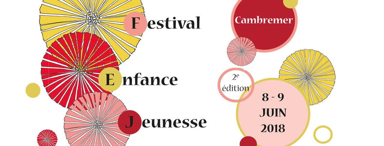 Festival enfance jeunesse de Cambremer 2018