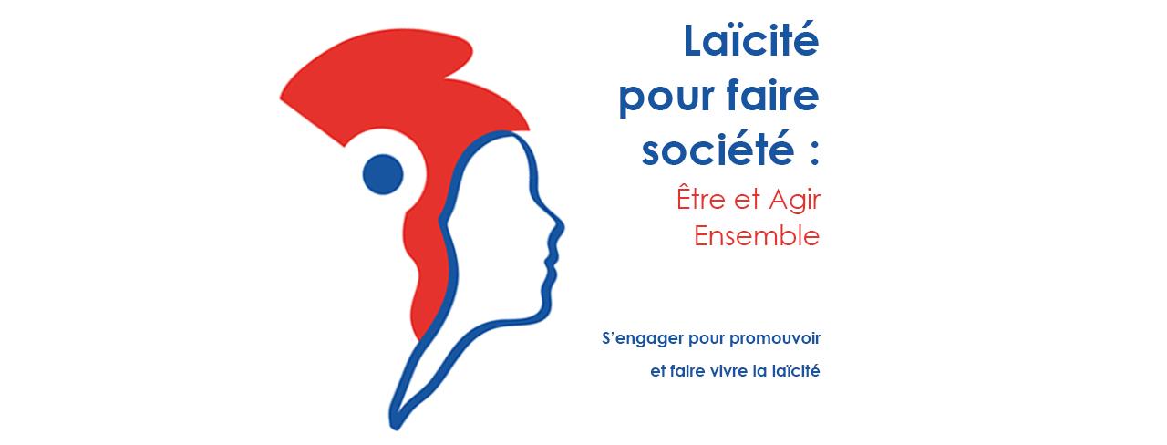 Cinq rencontres départementales « Laïcité pour faire société : être et agir ensemble »