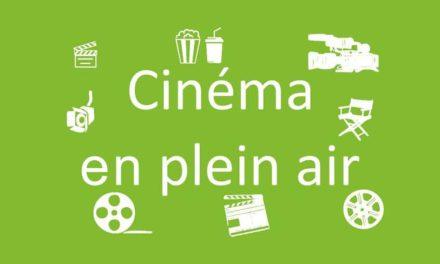 Cinéma en plein air à Cagny
