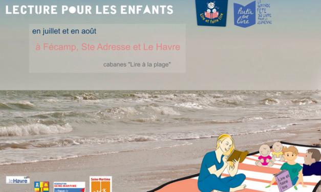 Lire à la plage – édition 2018