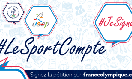 Sport pour tous, tous pour le sport !