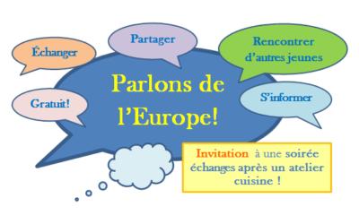 Parlons de l'Europe !