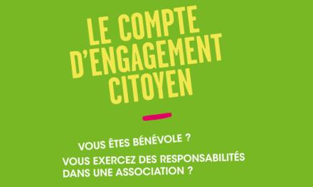 Le compte d'engagement citoyen (CEC) est en ligne