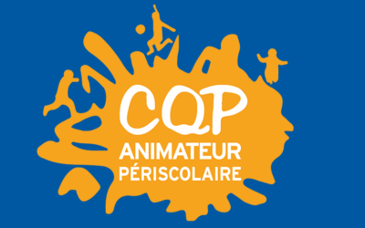Certificat de Qualification Professionnelle – CQP Animateur Périscolaire 2019