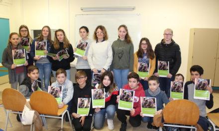 Formation délégués élèves au collège Val d'Aure d'Isigny-sur-Mer
