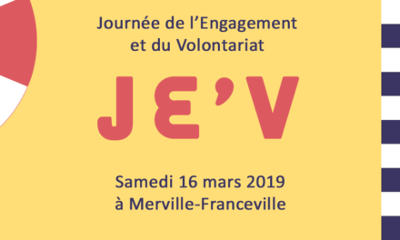 Journée de l'Engagement et du Volontariat – JE'V