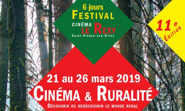 Festival Cinéma et Ruralité à Saint-Pierre-en-Auge 2019