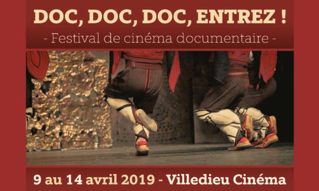 Festival Doc, Doc, Doc, entrez! 2019