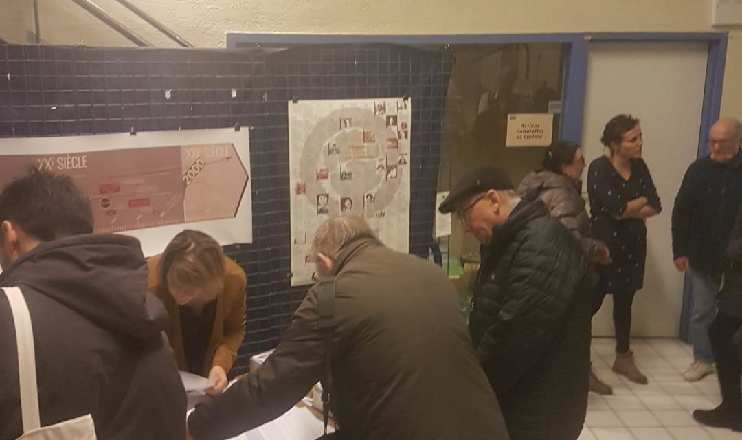 Assemblée Générale de la ligue de l'enseignement du Calvados 8 mars 2019