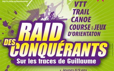 Raid des Conquérants – 11ème édition – Raid Multisport