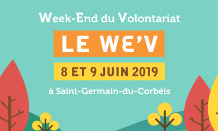 Week-End du Volontariat, WE'V 2019