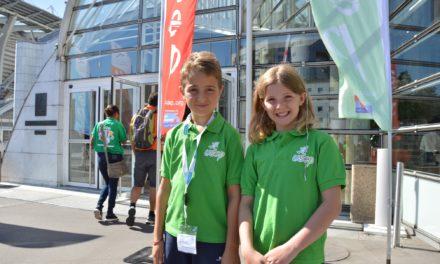 Le Congrès des enfants de l'Usep au cœur de l'olympisme