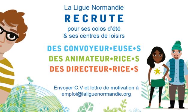 Candidature : Convoyeur·euse, Animateur·rice ou/et Directeur·rice