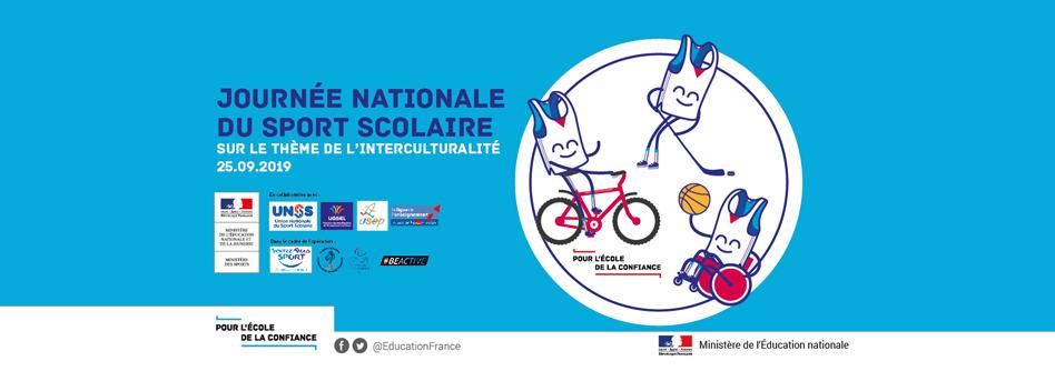 Journée nationale du sport scolaire 2019