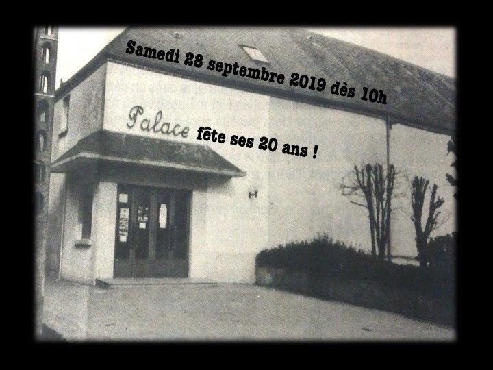 L'association Le Palace fête ses 20 ans !