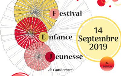 Festival Enfance Jeunesse de Cambremer 2019