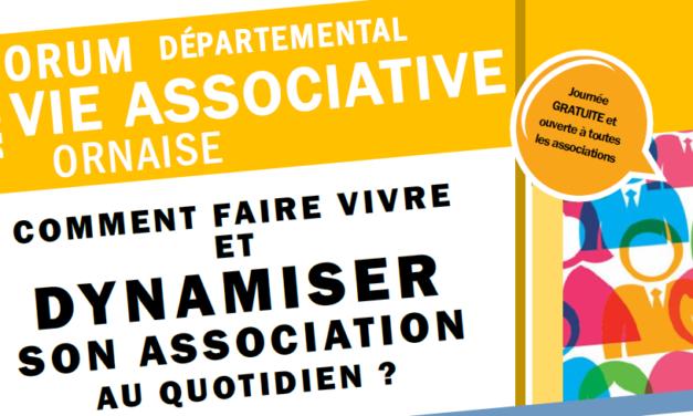 Forum Départemental de la Vie Associative de l'Orne