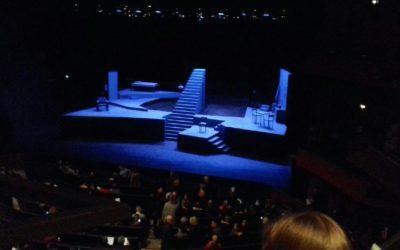 Soirée au théâtre de Caen