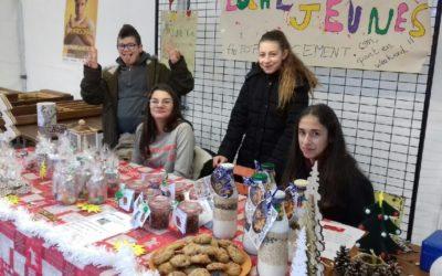 Marché de Noël Solidaire et Téléthon MVA