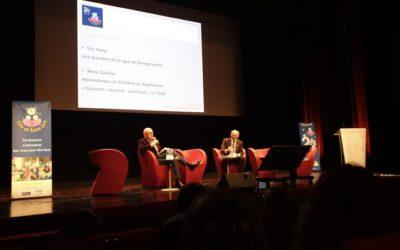 Bilan Lire et faire lire 2018-2019