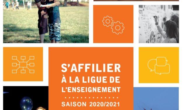 La campagne d'affiliation 2020-2021 est lancée !