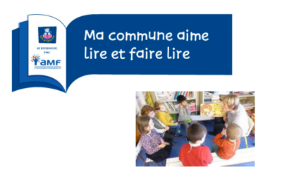 La commune de Verson obtient le label « Ma commune aime Lire et faire lire »