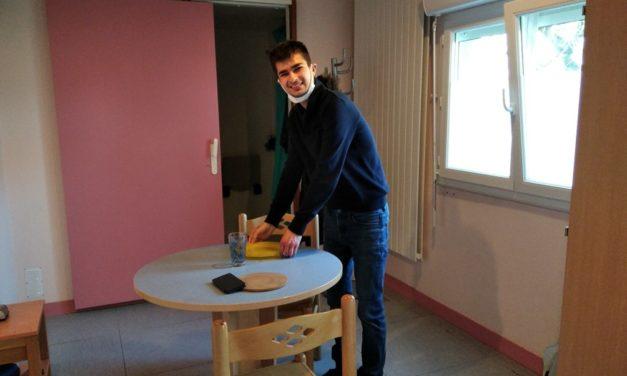 Une expérience en hébergement autonome sur le site de Fleury-sur-Orne