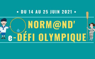 Challenge « Norm@nd' e-défi olympique »