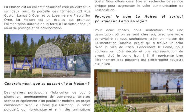 Interview de La Maison