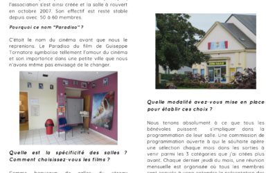 Interview du Paradiso