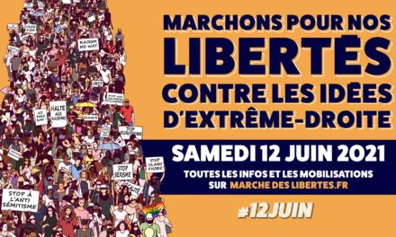 Se mobiliser dans le cadre de l'appel du 12 juin