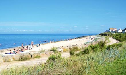 Séjour à Saint Aubin-sur-Mer